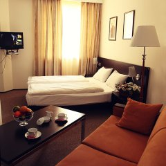 Отель Citadines City Centre Tbilisi 4* Студия разные типы кроватей фото 3