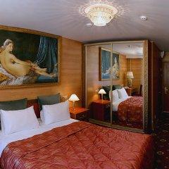 Гостиница Галерея 3* Номер Премиум с разными типами кроватей фото 3