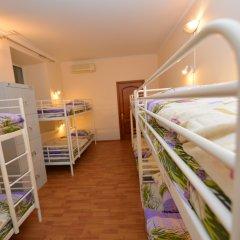 Хостел Абрикос Кровать в женском общем номере с двухъярусными кроватями фото 9