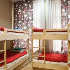 Хостел Tverskaya Street Кровать в женском общем номере двухъярусные кровати фото 9