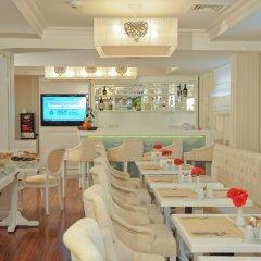 Отель Albinas Old City гостиничный бар