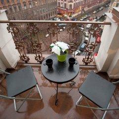Гостиница SuperHostel на Пушкинской 14 балкон