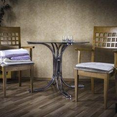 Мини-Отель Шаманка Люкс с двуспальной кроватью фото 9