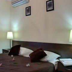 Гостиница Голубая Лагуна Стандартный номер с различными типами кроватей фото 6