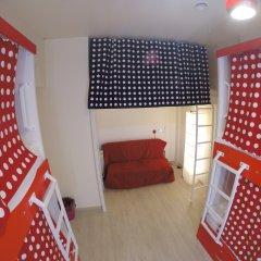 Гостиница HQ Hostelberry Кровать в общем номере с двухъярусной кроватью фото 9