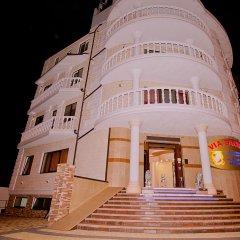Гостиница Via Sacra вид на фасад фото 5