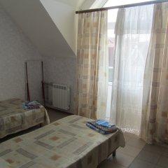 Гостиница Пансионат Кристалл Стандартный номер с разными типами кроватей фото 8