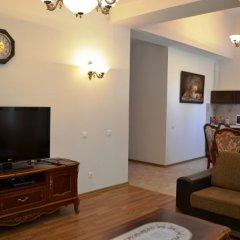 Гостиница Горный Хрусталь Апартаменты с различными типами кроватей фото 35