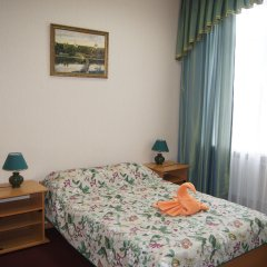 Гостиница Левый Берег 3* Стандартный номер разные типы кроватей фото 5