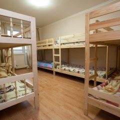 Хостел Алексеево-1 Кровать в женском общем номере с двухъярусными кроватями