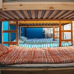 Dostoevsky Hostel Кровать в общем номере двухъярусные кровати фото 19