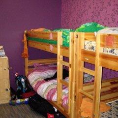 Хостел Наполеон Кровать в женском общем номере с двухъярусной кроватью