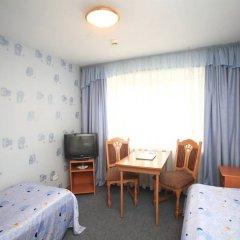 Гостиница AMAKS Центральная Номер Эконом разные типы кроватей фото 13