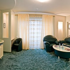 Hotel Oberteich Lux 4* Апартаменты фото 9