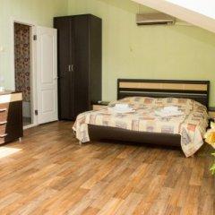 Гостиница Континент 2* Апартаменты с разными типами кроватей фото 14
