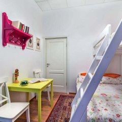 Хостел Друзья на Литейном Номер с различными типами кроватей (общая ванная комната) фото 7