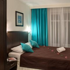 Гостиница Голубая Лагуна Стандартный номер разные типы кроватей фото 2