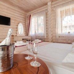 Эко-отель Озеро Дивное 3* Люкс с различными типами кроватей фото 10