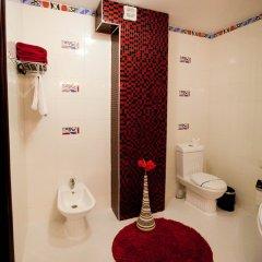 Гостиница Лазурный Алушта Студия с двуспальной кроватью фото 10