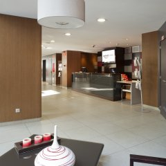 Hotel ILUNION Auditori интерьер отеля фото 2