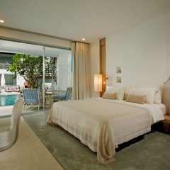 Отель Ramada by Wyndham Phuket Southsea 4* Номер Делюкс разные типы кроватей фото 2