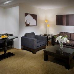Отель lebua at State Tower 5* Улучшенный люкс с различными типами кроватей фото 2