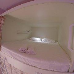 Гостиница HQ Hostelberry Кровать в общем номере с двухъярусной кроватью фото 23