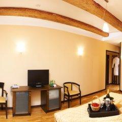 Бутик-Отель Росси 4* Номер Делюкс разные типы кроватей фото 10