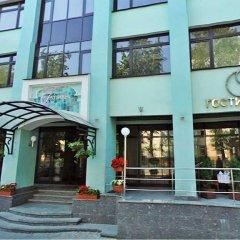 Гостиница Татьяна вид на фасад фото 5
