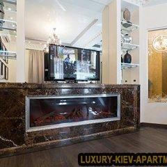 Апартаменты Luxury Kiev Apartments Крещатик Апартаменты с 2 отдельными кроватями фото 5