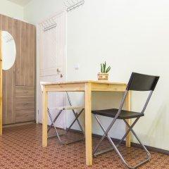 Хостел Олимп Номер с общей ванной комнатой с различными типами кроватей (общая ванная комната) фото 9