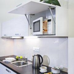 Status Apartments Mini-Hotel Люкс с разными типами кроватей фото 6