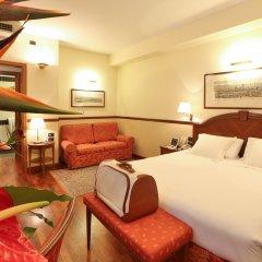 Отель Worldhotel Cristoforo Colombo 4* Стандартный номер с различными типами кроватей фото 8