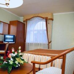 Гостиница Резиденция Троя комната для гостей