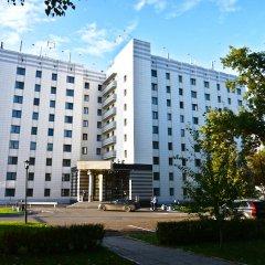 Гостиничный комплекс Аэротель Домодедово вид на фасад фото 2