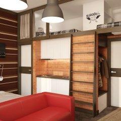 Хостел КойкаГо Стандартный номер с разными типами кроватей фото 31