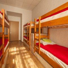 Хостел Tverskaya Street Кровать в женском общем номере