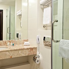 Гринвуд Отель 4* Стандартный номер с различными типами кроватей фото 11
