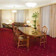 Отель Марриотт Москва Ройал Аврора 5* Угловой люкс фото 4
