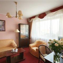 Гостиница Салют 4* Люкс с разными типами кроватей фото 3