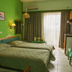 Отель Oscar Греция, Кос - отзывы, цены и фото номеров - забронировать отель Oscar онлайн комната для гостей фото 3
