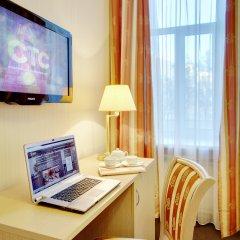 Гостиница Бристоль 3* Номер Делюкс с различными типами кроватей фото 7