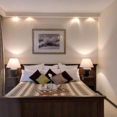 Гостиница Голубая Лагуна Студия разные типы кроватей