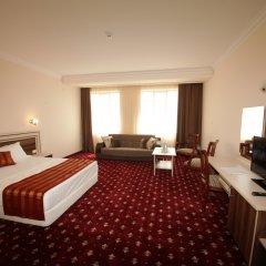 Отель Арцах 3* Номер Делюкс разные типы кроватей фото 4