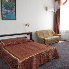 Гостиница Пансионат Кристалл Студия с разными типами кроватей
