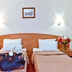 Арт-Отель Карелия 4* Номер Бизнес с 2 отдельными кроватями фото 22