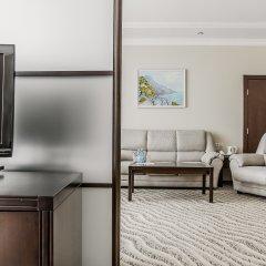 Гостиница Aquamarine Resort & SPA (бывший Аквамарин) 5* Люкс с двумя спальнями с различными типами кроватей фото 3