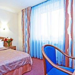 Арт-Отель Карелия 4* Номер Бизнес с 2 отдельными кроватями фото 21