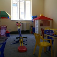 Гостиница Афродита детские мероприятия