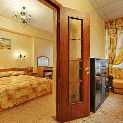 Сочи Бриз SPA-отель 3* Люкс с разными типами кроватей фото 3